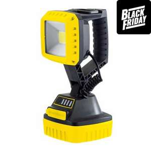 Draper Draper Rechargeable work light £29.99 + £5 delivery at ITS