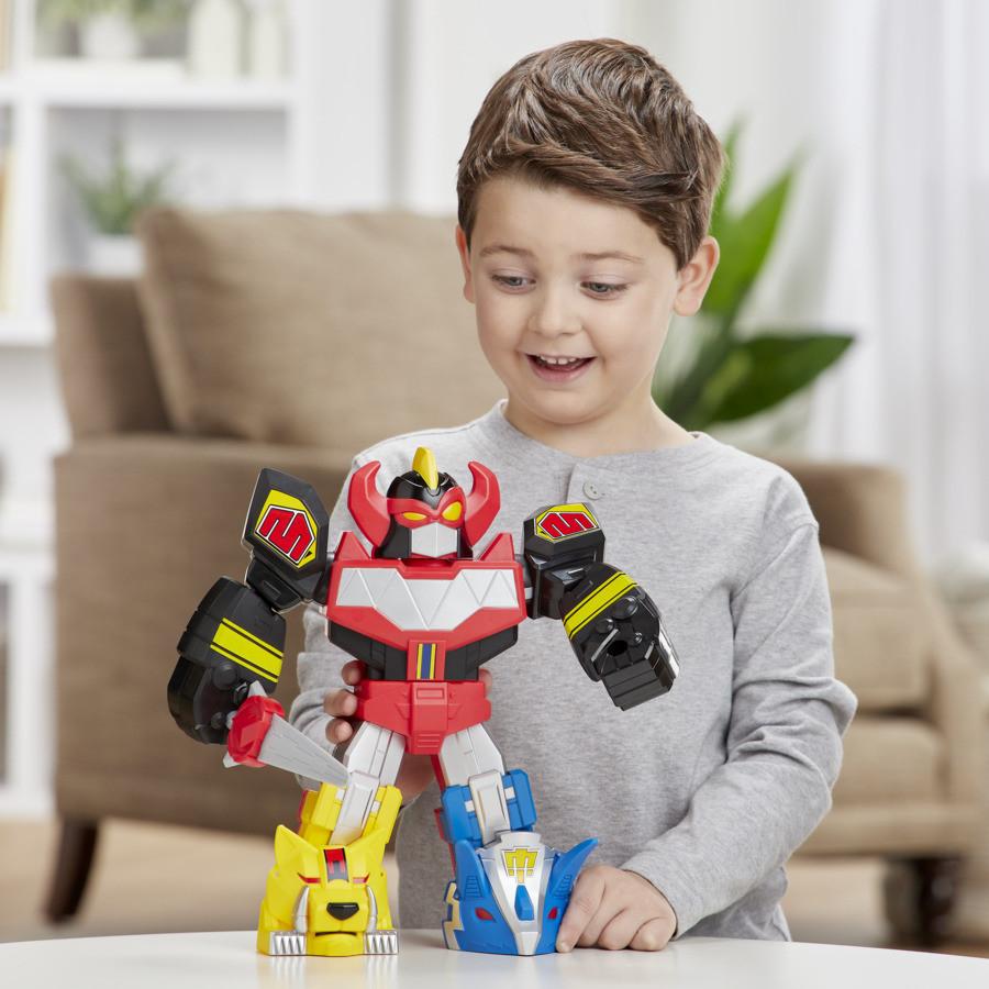 Playskool Heroes Power Rangers Ultra Mega Mighties Figures now £10 (Click & Collect0 @ Argos
