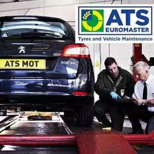 Mot test, health check and repairs for ATS Euromaster @ Groupon