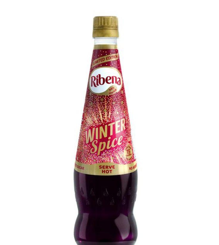 Ribena Winter Spice Squash 850ml - £1.50 at Sainsbury's