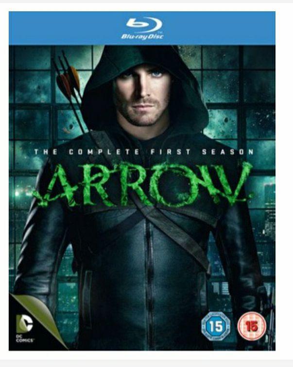 Arrow season 1 bluray £2.39 @ Music magpie