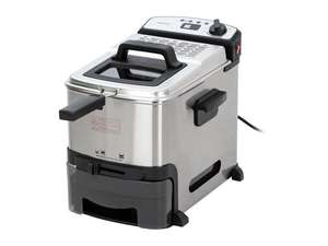 Silvercrest Premium Stainless Steel Deep Fat Fryer available £49.99 instore Lidl from 13/12