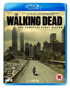 Pre-owned Walking dead season 1 bluray £2.19 at Music Magpie