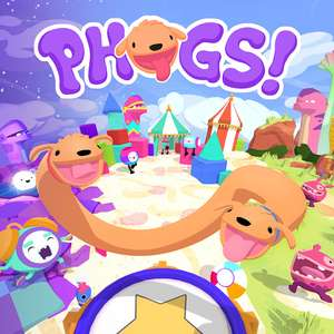 [Xbox One/S/X] Phogs added to Game Pass @ Microsoft