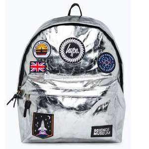 Hype x Science Museum Astronaut Silver/Multi Backpack School Bag £13.50 delivered using code @ Just Hype