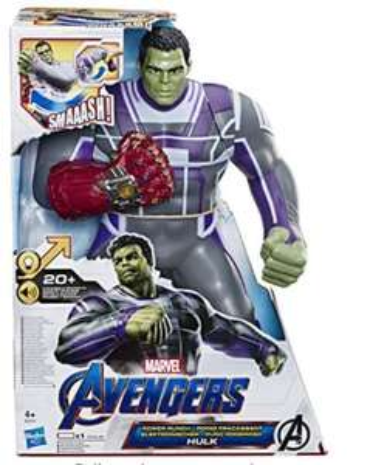Avengers Power Punch Hulk toy £29.99 @ B&M Halifax, West Yorkshire