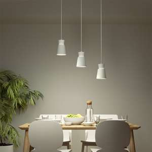 Yeelight YLDL05YL AC220-240V Three-headed E27 universal pendant light for £32.55 including fast shipping from Germany @ TomTop