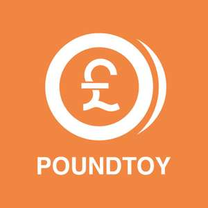 PoundToy Cyber Week sale on kids toys plus further 40% off with CYBER40 code @PoundToy