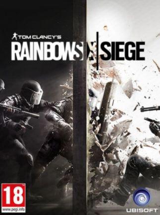 Rainbow Six Siege PC Edition Code [Redeem on uPlay] £3.78 at Gamebillet