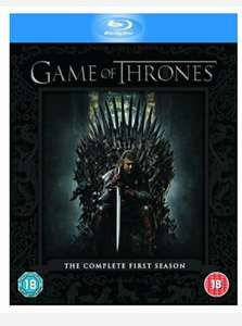 Preowned Game of Thrones: The Complete First Season £3.99 with free delivery at Music Magpie