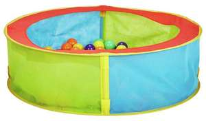 Chad Valley Pop Up Ball Pit £6 Argos - free click & collect
