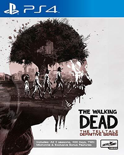 The Walking Dead: The Telltale Definitive Series (PS4) £18.49 delivered @ Rarewaves