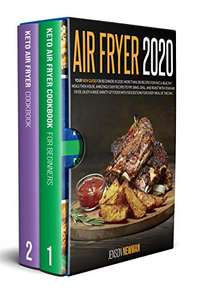 Air Fryer 2020 Kindle Edition FREE at Amazon