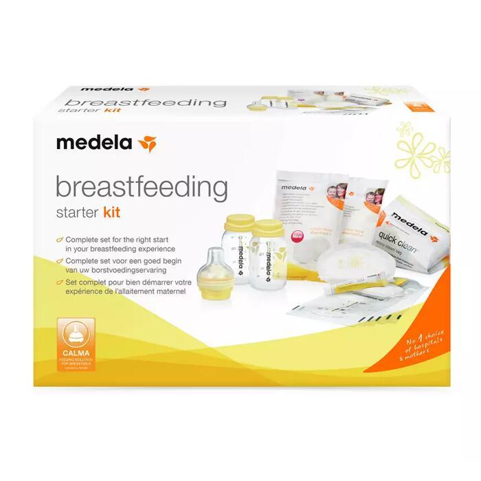 Medela Breastfeeding Starter Kit - £12.50 Using Click & Collect @ Argos