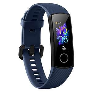 HONOR Band 5 - Heart & Blood Oxygen Monitor, Sleep Tracking, 50M Water Resistant £27.99 at Amazon
