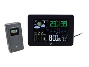 Auriol Radio controlled weather station £19.99 at Lidl from 10th