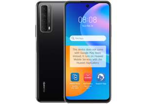 Huawei P Smart 2021 128GB 22.5W 5000mAh Smartphone - £149 + £10 Goodybag (Top Up) Delivered @ Giffgaff