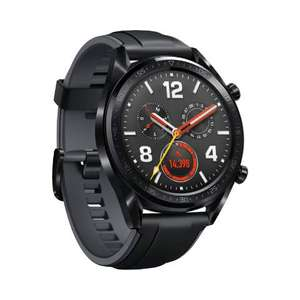 Huawei Watch GT Graphite Black For £69.99 delivered (with code) @ Huawei