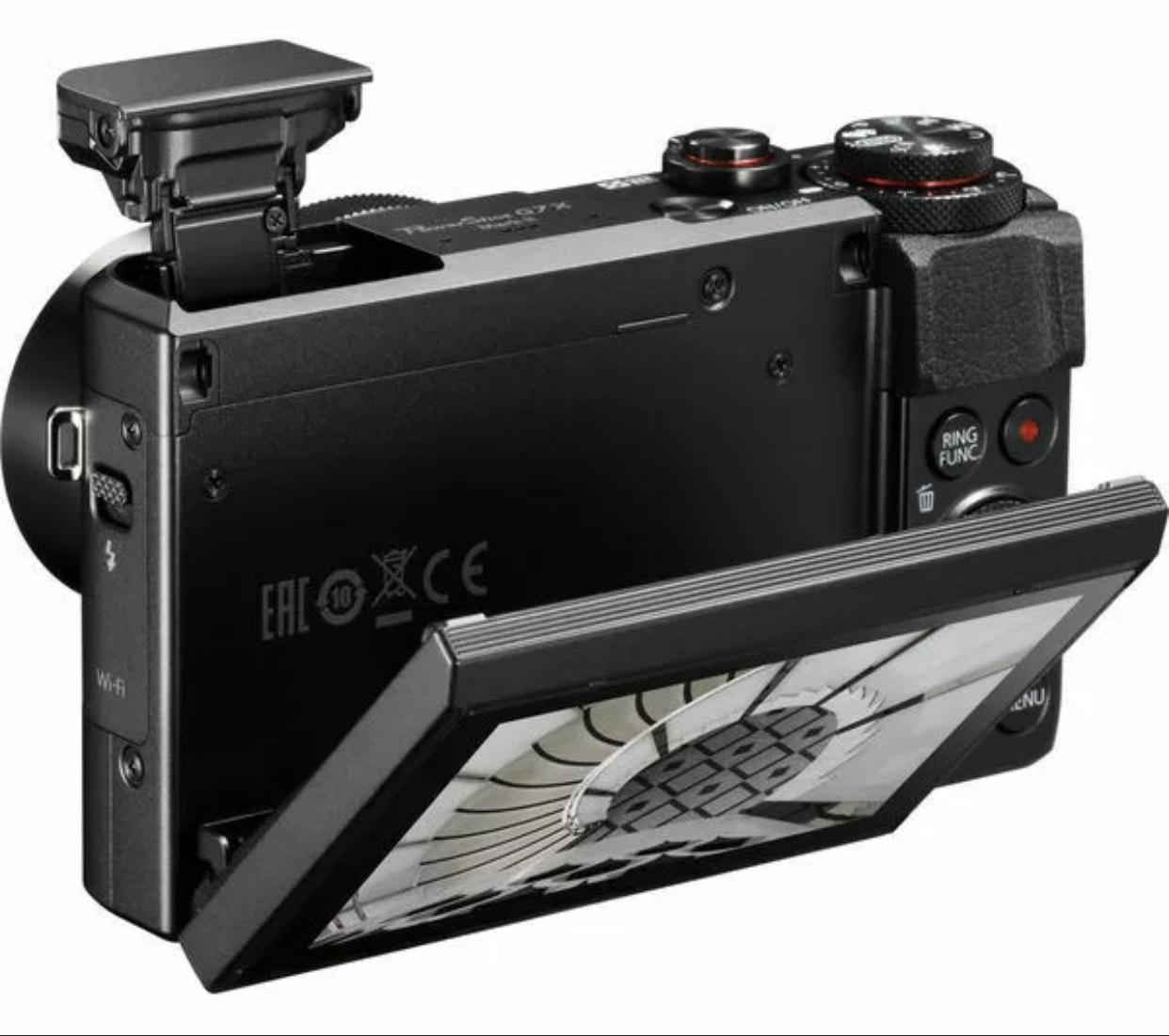 Canon PowerShot G7 X Mark II - Damaged Box £416.10 @ Currys clearance / eBay
