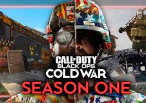 Call of Duty Black Ops Cold War & Warzone Season One launching 16/12/20 - Double XP and Double Weapon XP Weekend and Free Bundle