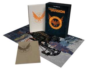 The World Of Tom Clancy's: The Division (Limited Edition - Hardcover) Only 2500 produced £37.49 delivered @ Forbidden Planet