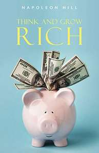 Think an Grow Rich Napolean Hill Kindle Free @ Amazon