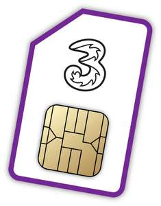 Three 12 months All Unlimited Sim Only £15 (£12.50 per month after £30 automated cashback) £180 @ MobilePhones Direct