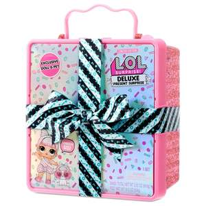 L.o.l lol Surprise Limited Edition Deluxe Present - £25.50 instore @ Tesco, Martlesham (Suffolk)
