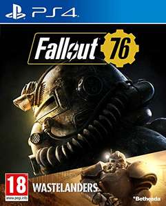 Fallout 76 Wastelanders (PS4 / Xbox One) £7 (Prime) / £9.99 (None-Prime) Delivered @ Amazon