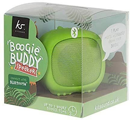 KitSound Boogie Buddy Kids Portable Bluetooth Wireless Speaker - Dinosaur or Pig £3.99 prime / £8.48 non prime @ Amazon