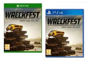 Wreckfest (PS4/Xbox One) - £14.99 free click and collect (+£2.99 Delivery) @ SmythsToys