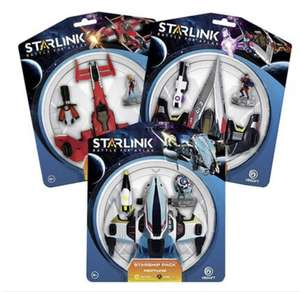 Starlink Starship Bundle £12 + £2.99 delivery @ The works Free click and collect