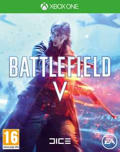 Battlefield 5 Xbox One Game - £5 instore @ Tesco, Shettleston