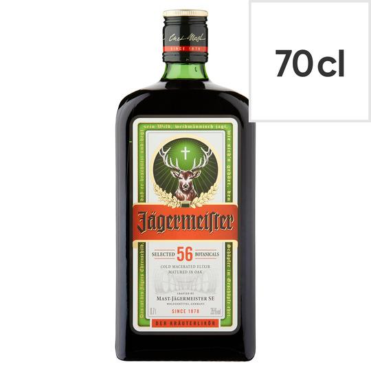 Jägermeister 70cl - £15 instore @ Asda, Chelmsford