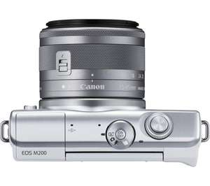 CANON EOS M200 Mirrorless Camera - £420.38 delivered using code @ Currys PC World / eBay