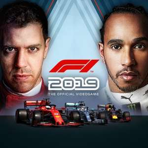 F1 2019 £8.99/ Legends Edition Senna And Prost £9.99 Playstation Store