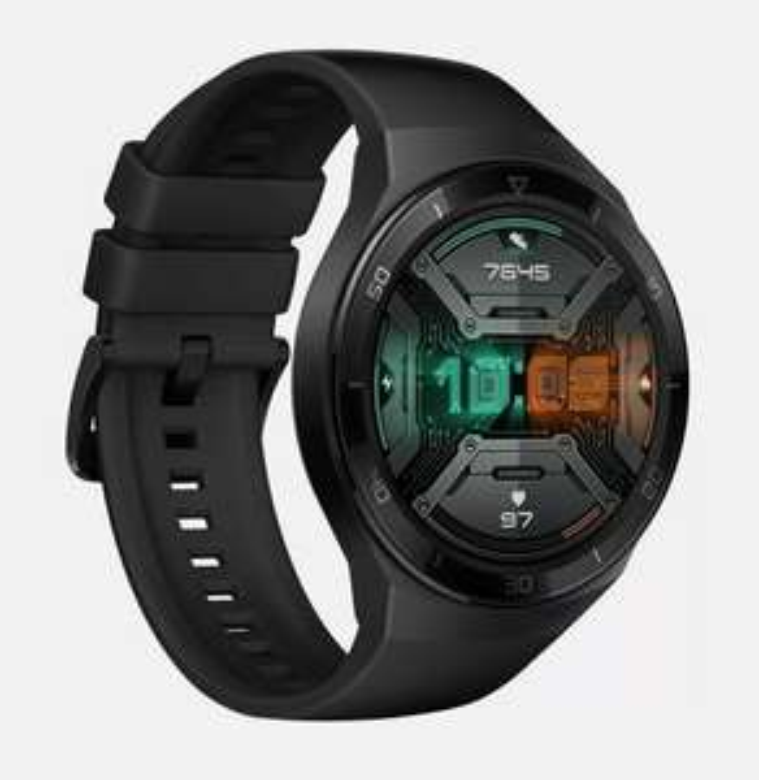 HUAWEI Watch GT 2e - Graphite Black 46 mm Smartwatch - £91.99 With Code @ Currys / Ebay