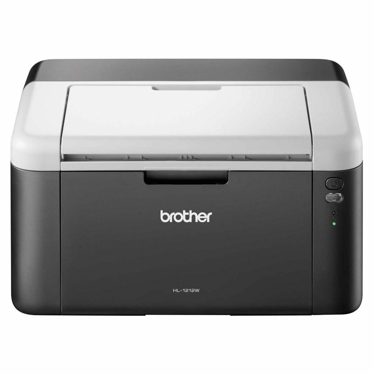 Brother HL-1212W Wireless Mono Laser Printer Free Click & Collect £89.99 @ Ryman