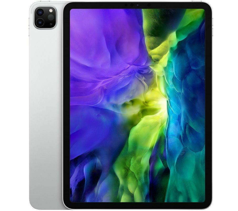 "APPLE 11"" iPad Pro (2020) - 128 GB, Silver - £702.05 @ Currys Ebay"
