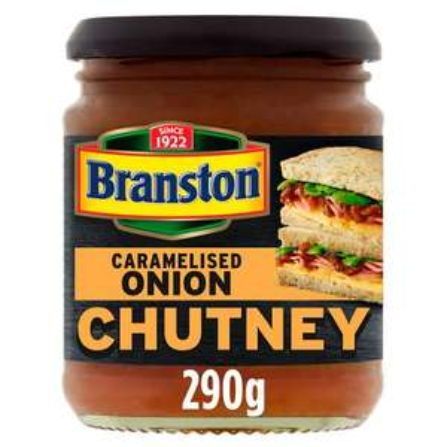 Branston Caramelised Onion Chutney 290g - £1 @ Sainsbury's