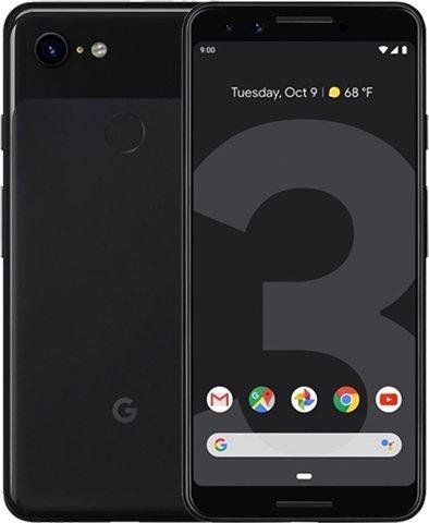 Google Pixel 3 64GB Just Black Grade B EE @ CEX - £155
