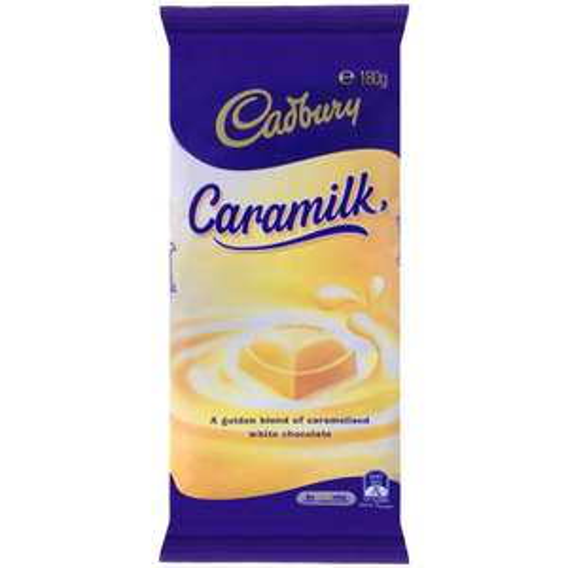 Caramilk 180g bars Aussie import £2.99 in store B&M (Newcastle)