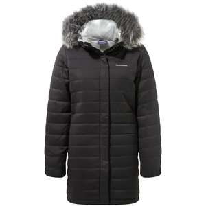 CRAGHOPPERS BEAUFORT WOMENS INSULATED JACKET - £40 + £2.95 Delivery @ Start Fitness