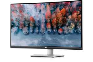 Dell 32 S3221QS Curved 4K UHD Monitor reduced to £357.60 @ Dell