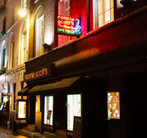 Live streaming of Soft Machine concert from Ronnie Scott's 8:30pm Sunday 6th December