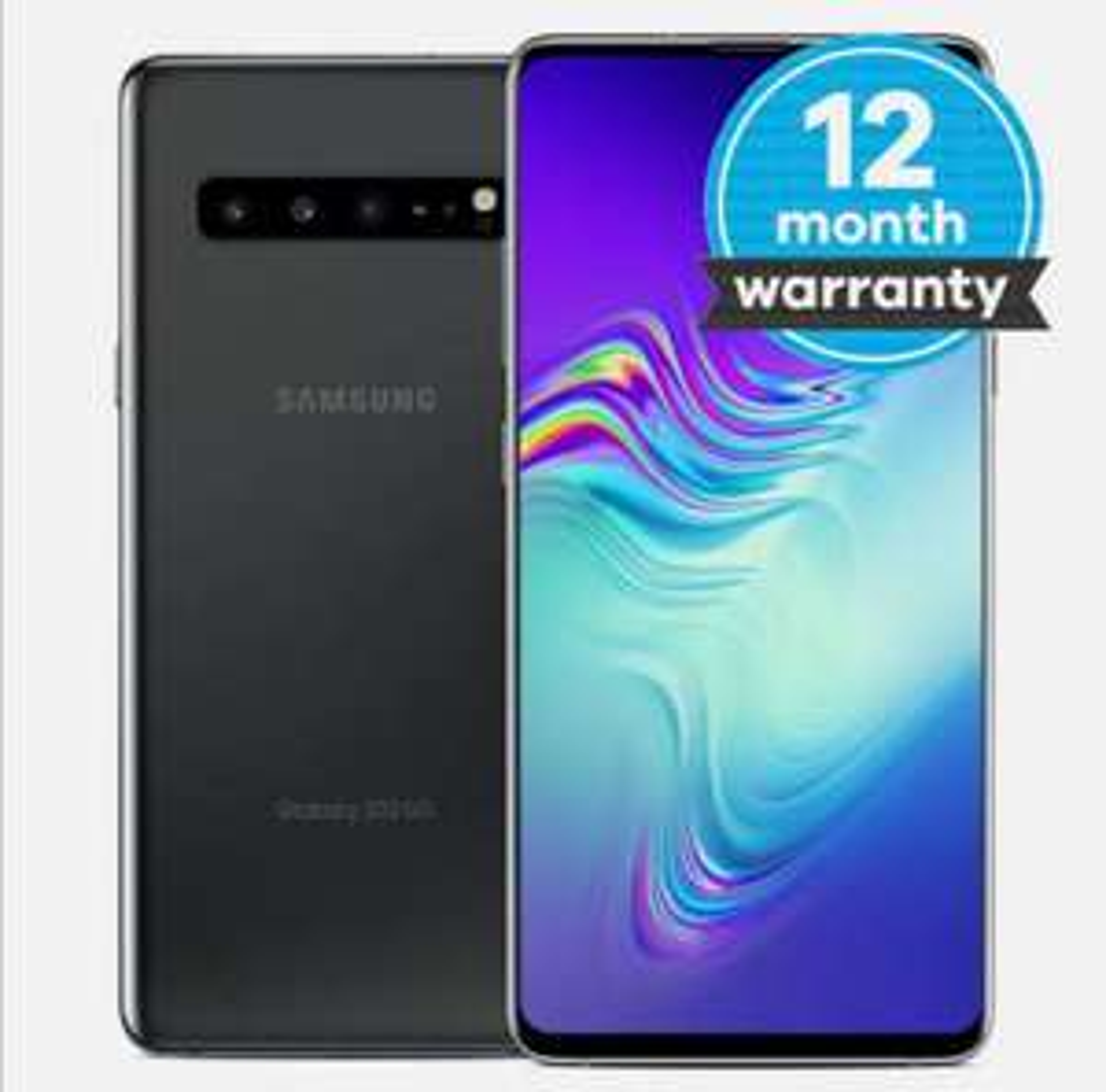 Samsung Galaxy S10 5G 256GB Smartphone Unlocked Black - Good Condition - £324.99 With Code @ Music Magpie / Ebay