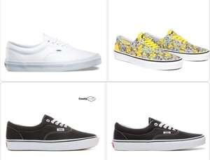 30% off Vans Era Trainers & Free Delivery Eg The Simpsons Itchy & Scratchy Now £42 @ Vans