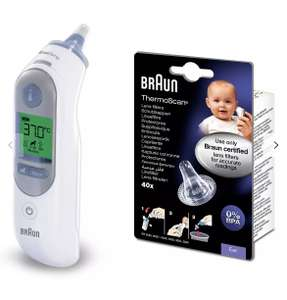 Braun ThermoScan 7 Age Precision In-Ear Thermometer £34.99 + £3.50 delivery @ John Lewis & Partners