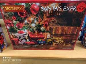Hornby Santa's Express £48.99 instore @ Downtown Grantham
