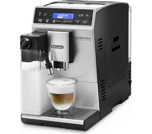 DELONGHI Autentica Cappuccino ETAM29.660.SB Bean To Cup Coffee Machine - £419.00 @ Currys